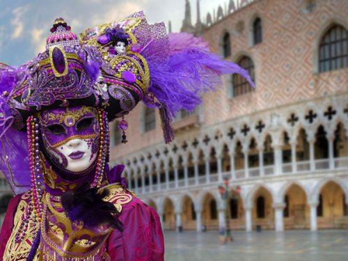Carnevale a Venezia 2018