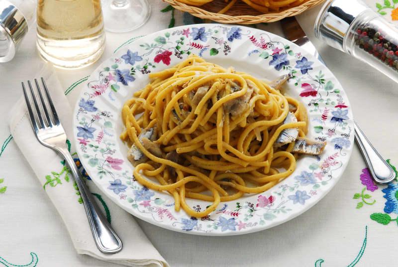 piatti tipici veneziani